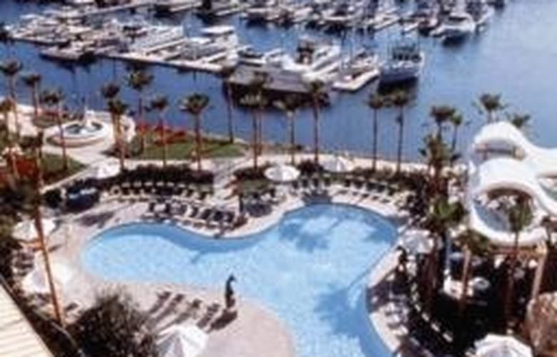 Sheraton San Diego Hotel & Marina - Pool - 8