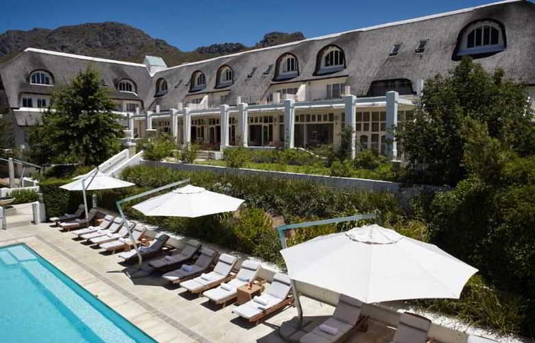 Le Franschhoek Hotel & Spa - Hotel - 7