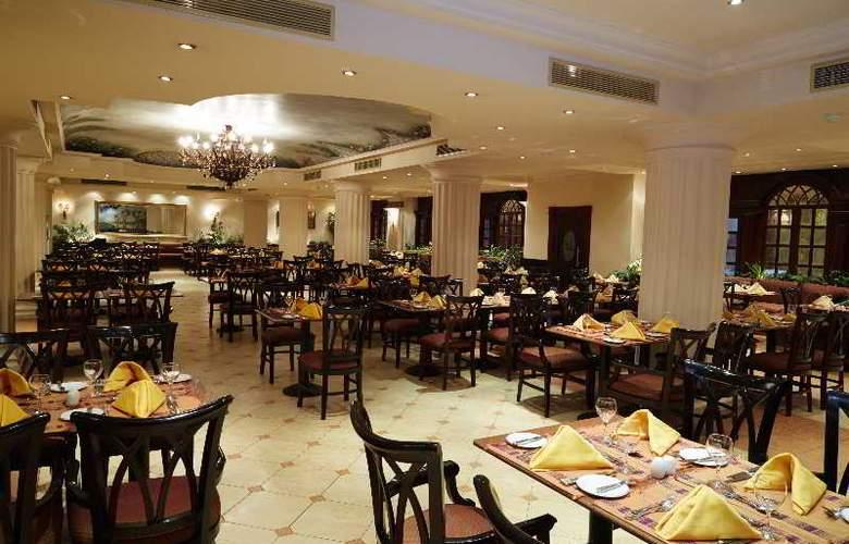 Pyramisa Cairo Suites and Casino - Restaurant - 10