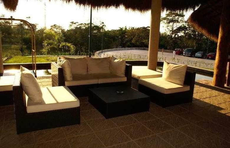 Villa Mercedes Palenque - Terrace - 8