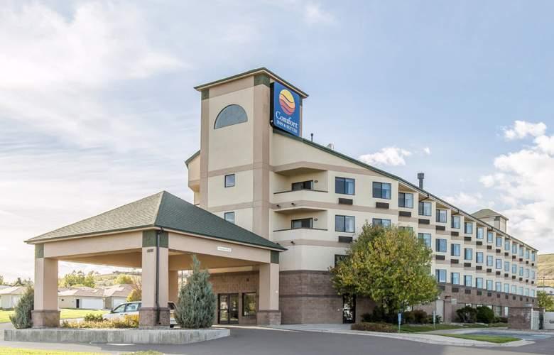 Comfort Inn & Suites Market - Airport - Hotel - 0