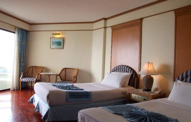 Grand Jomtien Palace Pattaya - Room - 4