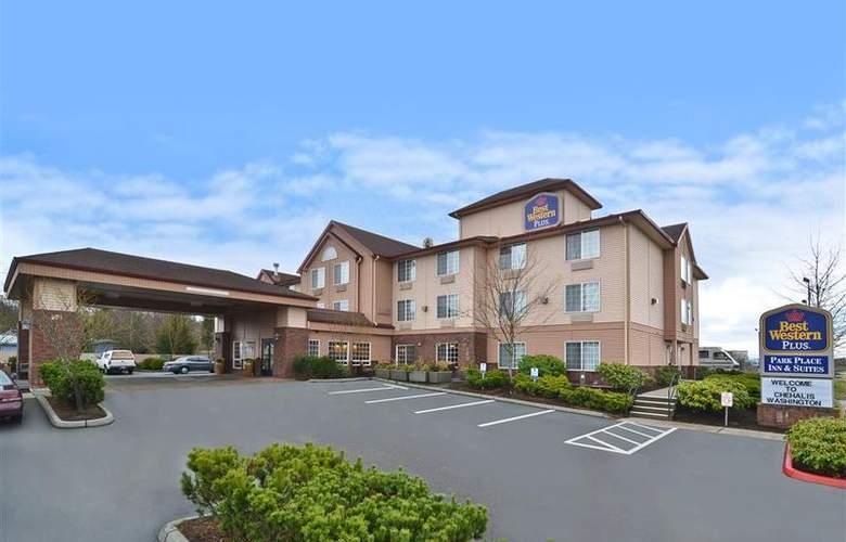 Best Western Plus Park Place Inn - Hotel - 98