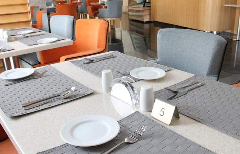Grand Midwest Reve Hotel Apartments - Restaurant - 4