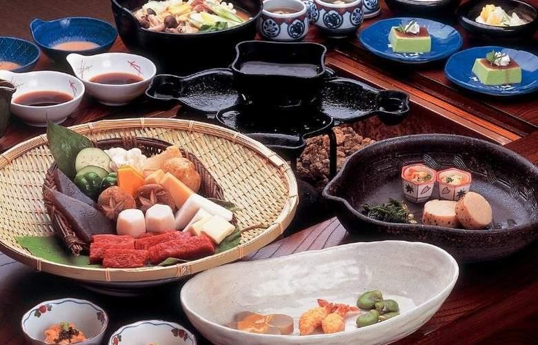 Hodakaso Yamanoiori - Meals - 23