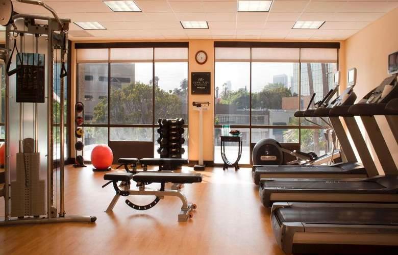 Beverly Hills Marriott - Sport - 50
