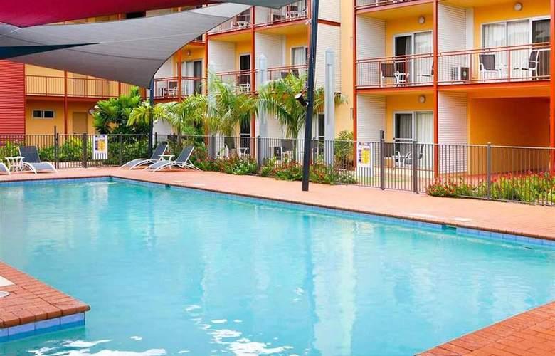 Mercure Inn Continental Broome - Hotel - 44