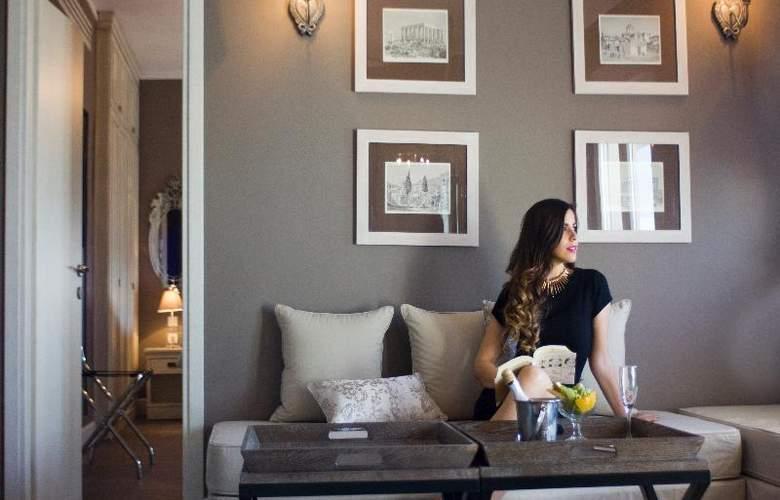 Golden Star Hotel - Room - 24