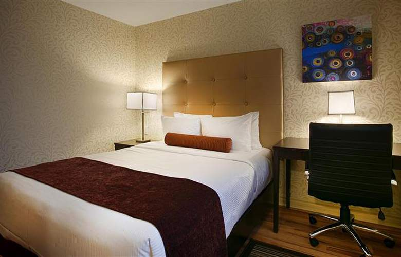 Best Western Plus Montreal Downtown Hotel Europa - Room - 51