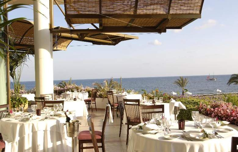 Constantinou Bros Athena Royal Beach Hotel - Restaurant - 21