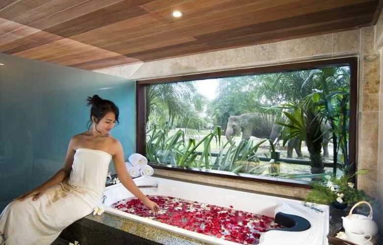 Elephant Safari Park Lodge - Room - 9