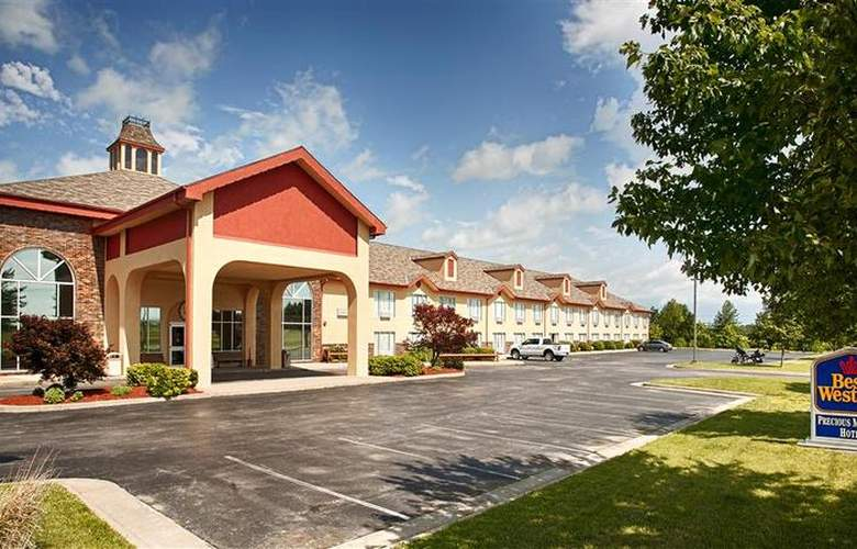 Quality Inn & Suites Carthage - Hotel - 24
