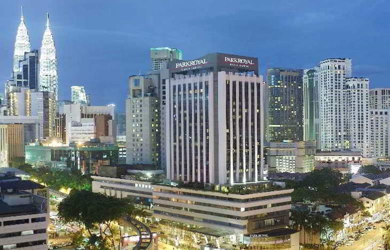 Parkroyal Kuala Lumpur - Hotel - 7