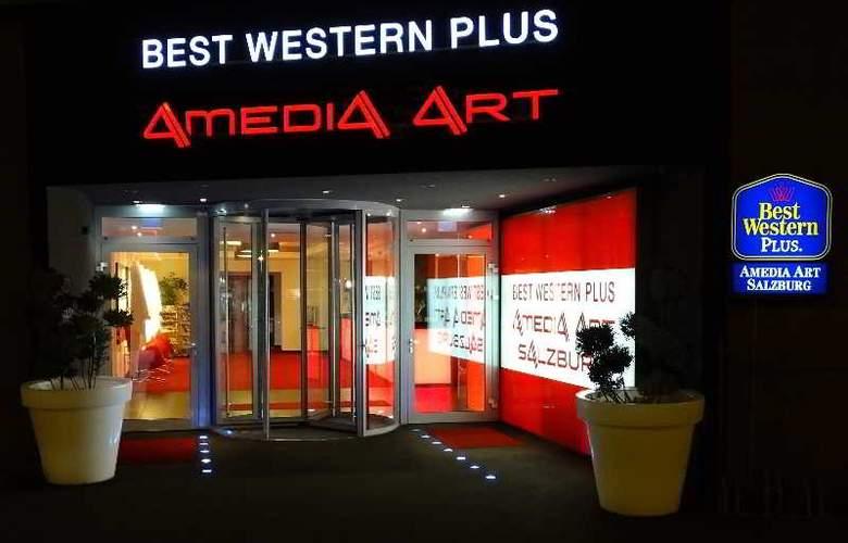 Best Western Plus Amedia Art Salzburg - Hotel - 9