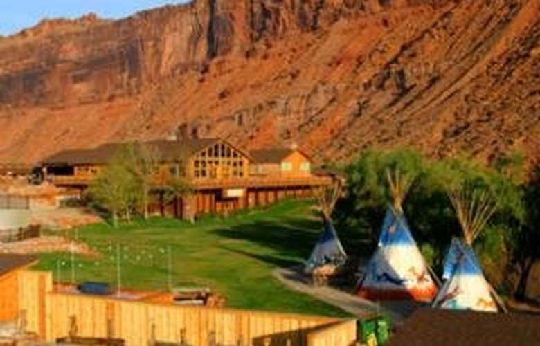 Red Cliffs Lodge - Hotel - 0