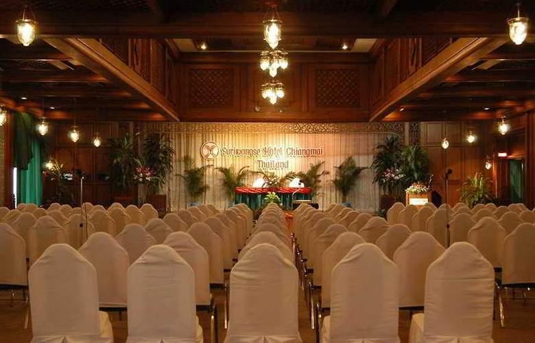 Movenpick Suriwongse Hotel Chiang Mai - Conference - 8