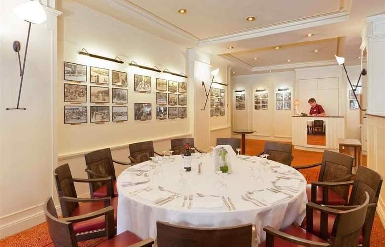Mercure Thalassa Aix-Les-Bains Ariana - Restaurant - 2