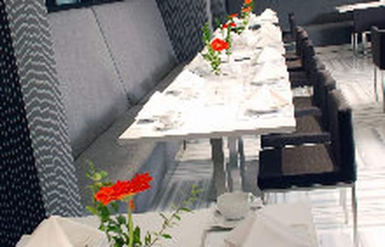 Met Boutique Hotel - Restaurant - 8