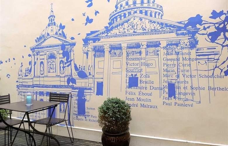 Mercure Paris La Sorbonne - Bar - 52