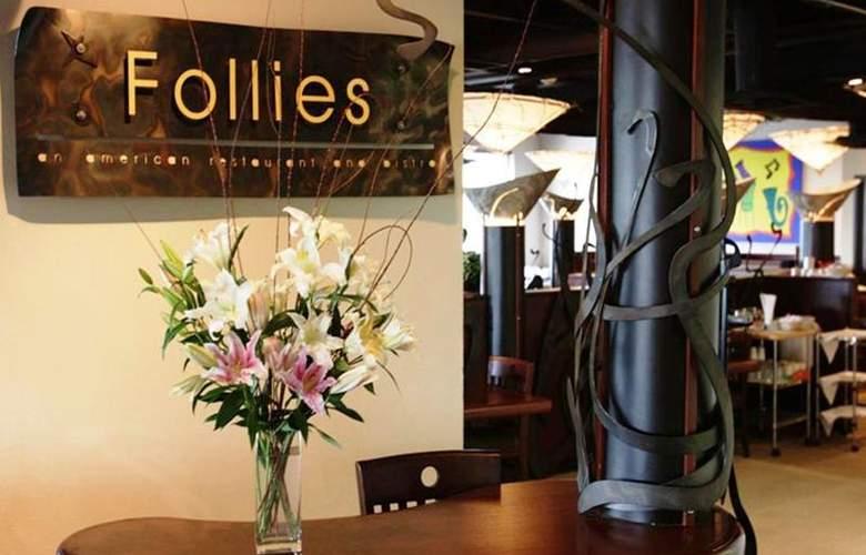 Four Points by Sheraton Oklahoma City Airport - Restaurant - 11