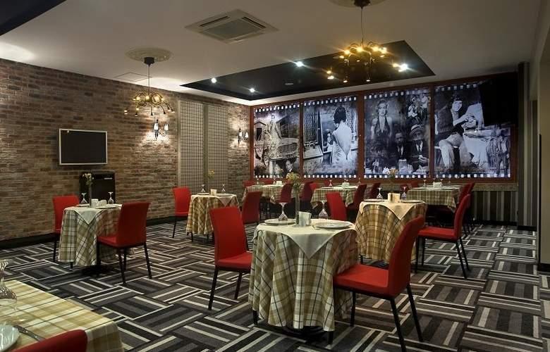 Maltepe 2000 Hotel - Restaurant - 4