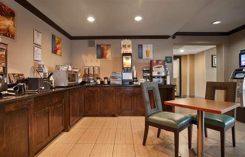 Best Western Webster Hotel, Nasa - Restaurant - 95