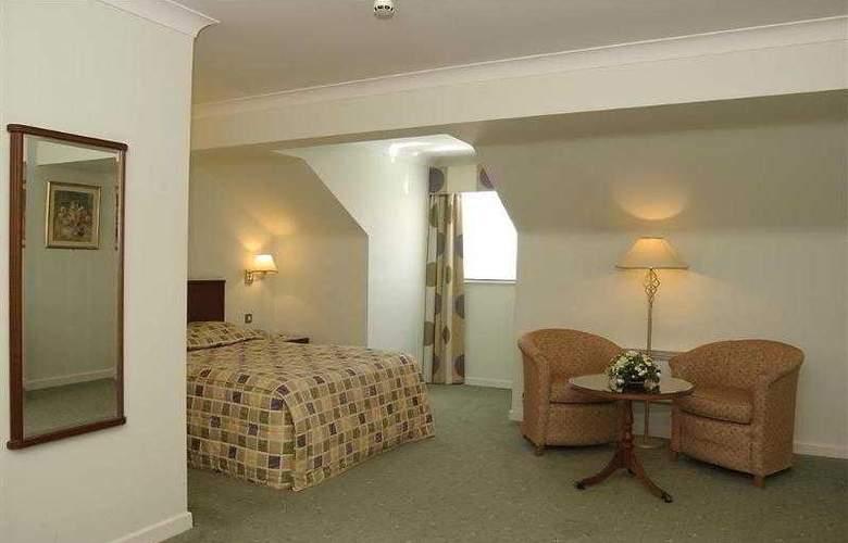 Best Western Bentley Leisure Club Hotel & Spa - Hotel - 55