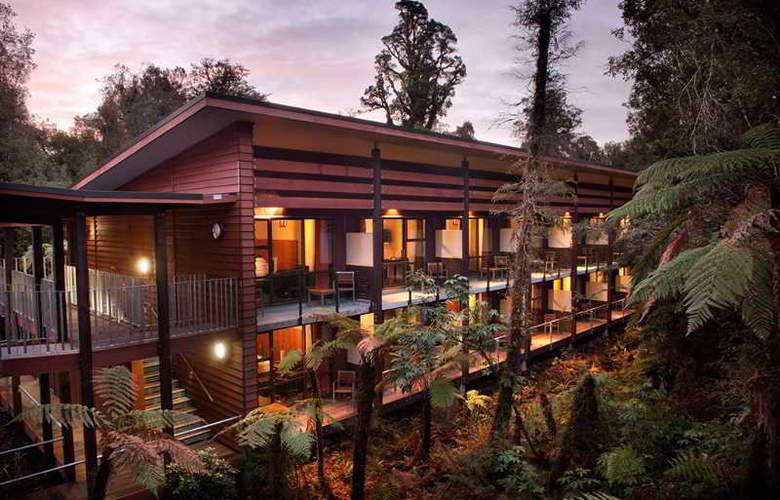 Te Waonui Forest Retreat - Hotel - 3