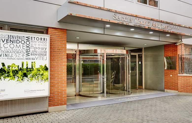 Sercotel Madrid Aeropuerto - Hotel - 0