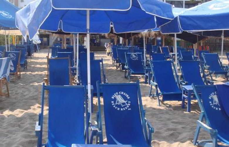 Blue Chairs - Beach - 2