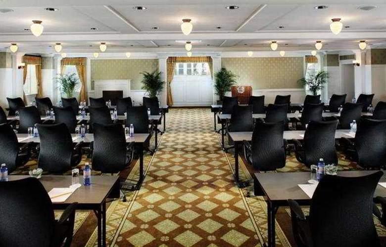 Omni Bedford Springs Resort - Conference - 6