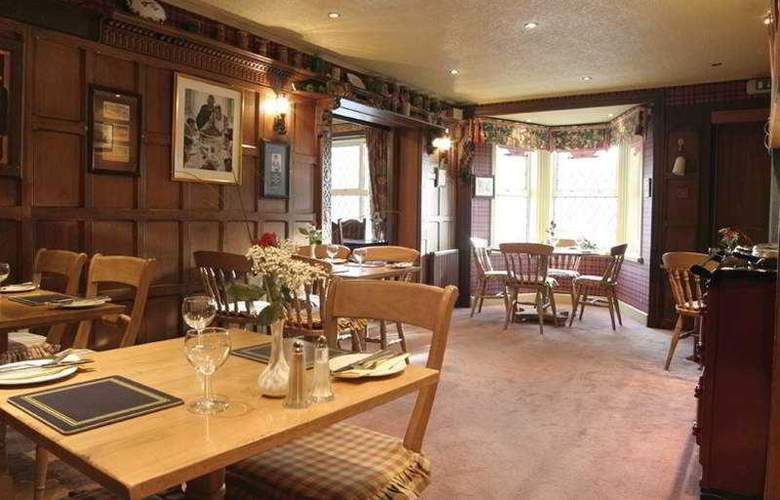 Portland Arms Hotel - Restaurant - 6