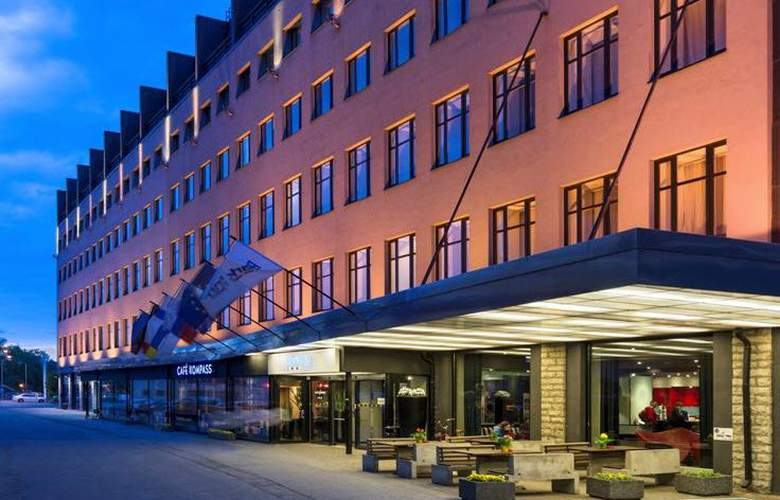 Park Inn by Radisson Central Tallinn - Hotel - 0
