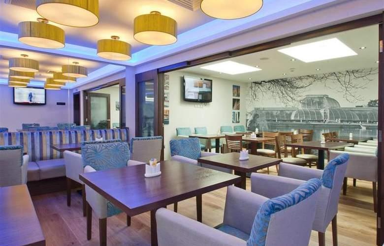 Best Western Plus Seraphine Hotel Hammersmith - Restaurant - 104