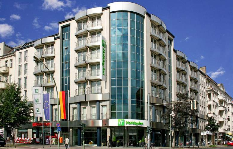 Holiday Inn Berlin City Center East Prenzlauer Allee - Hotel - 0