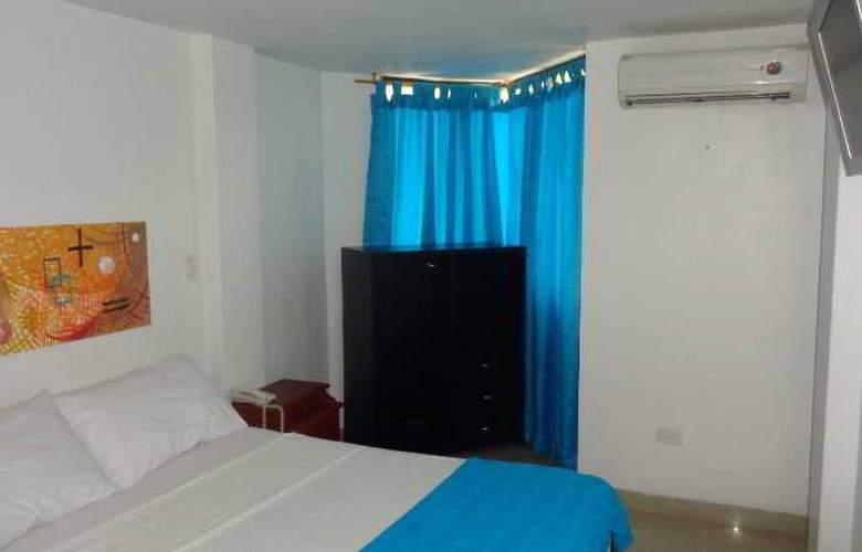 Hotel Taybo Beach - Room - 1