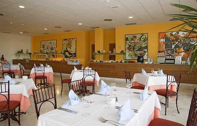 Bahía Playa Blanca - Restaurant - 6