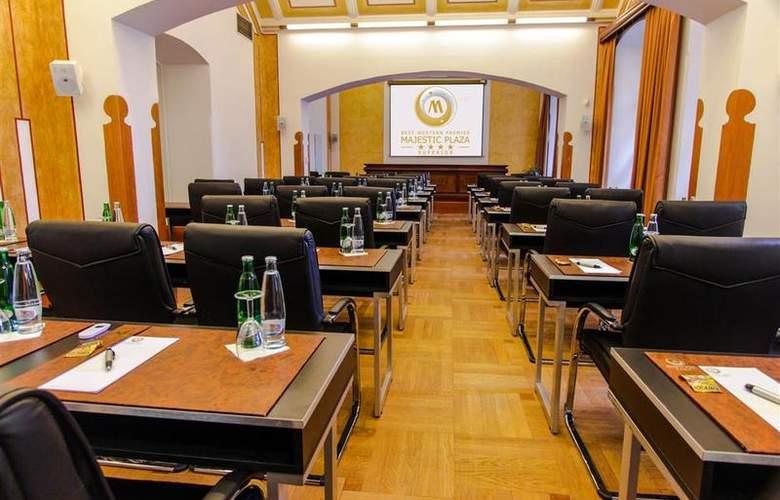 Majestic Plaza Prague - Conference - 115