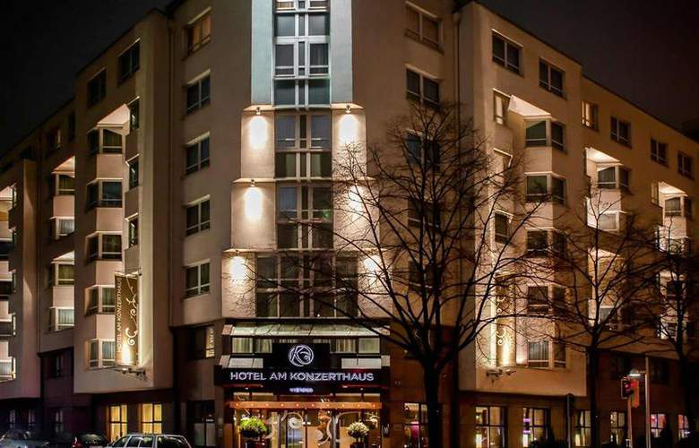 Hotel Am Konzerthaus Mcgallery by sofitel - Hotel - 32