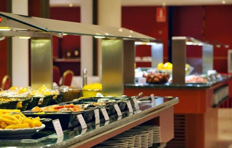 Tulip Inn Andorra Delfos - Restaurant - 31