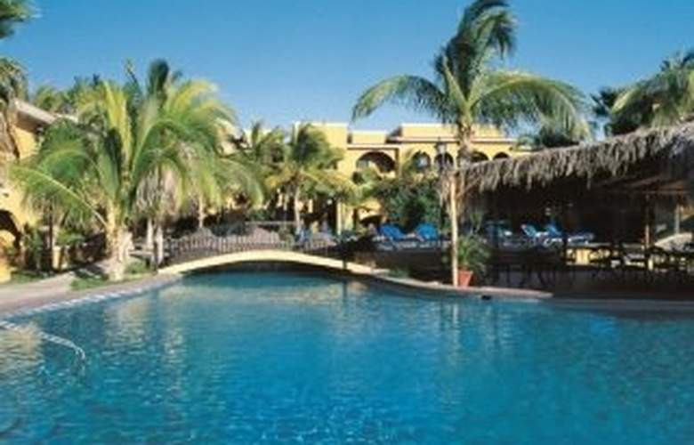 Grand Plaza La  Paz Hotel & Suites - Pool - 5