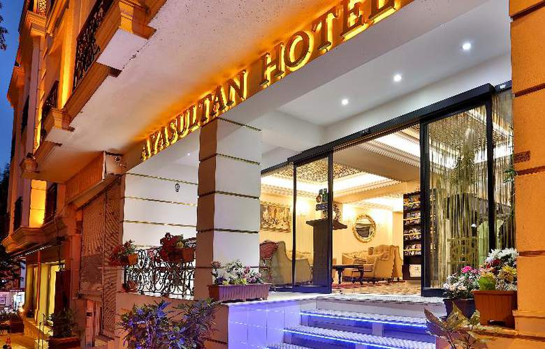 Ayasultan Boutique Hotel - Hotel - 0