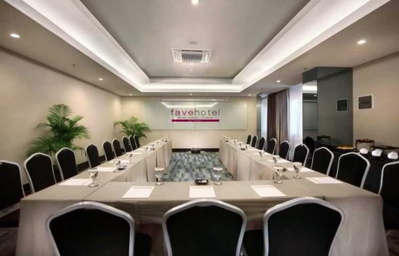 Favehotel Tanah Abang Cideng - Conference - 12