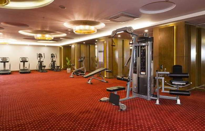 Muong Thanh Nha Trang Centre Hotel - Sport - 95
