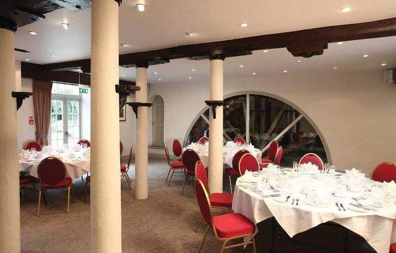 Best Western Cambridge Quy Mill Hotel - Hotel - 56