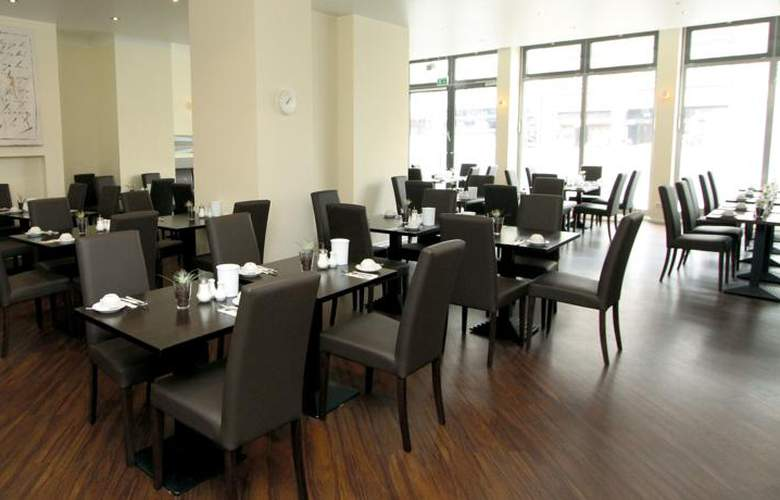 Novum City B Berlin Centrum - Restaurant - 8