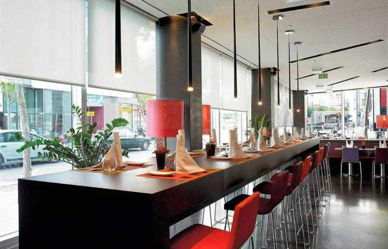 Novotel Barcelona City - Bar - 35