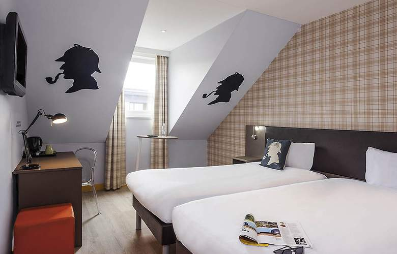 Ibis Styles London Walthamstow - Room - 9