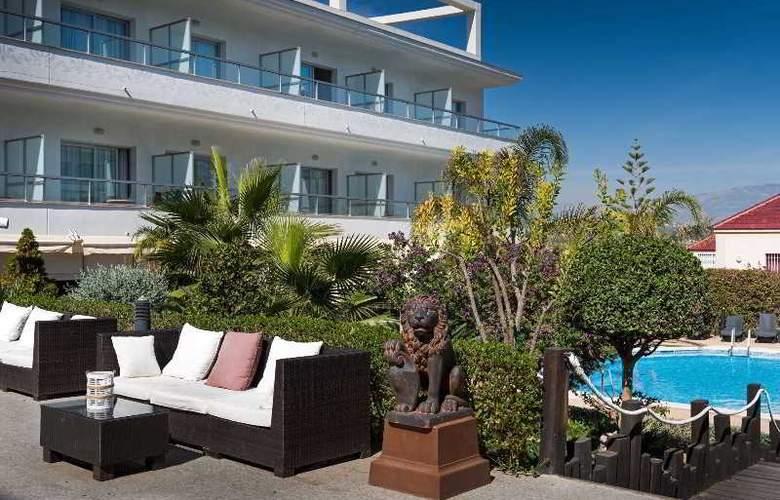 Sun Palace Albir - Terrace - 21