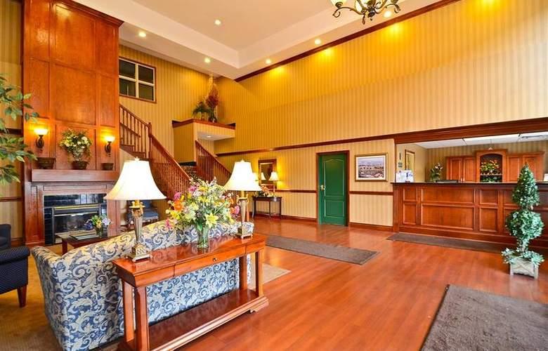 Best Western Executive Inn & Suites - General - 88